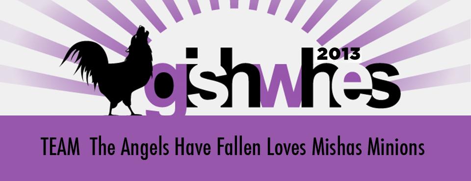 GISHWHES 2013